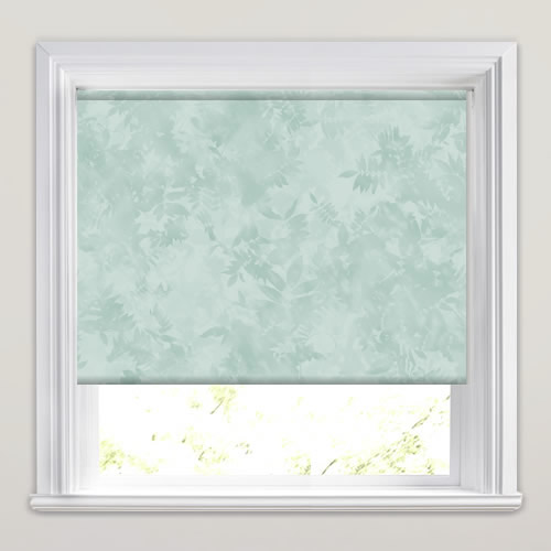 Petiole Frost Roller Blind