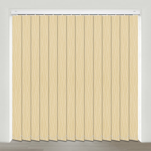 Melody Stone Vertical Blind
