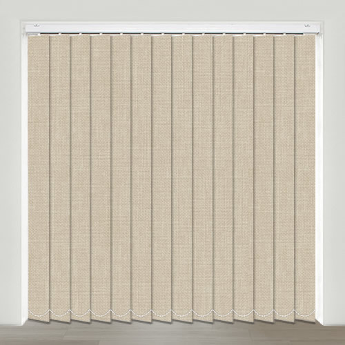 Campton Sand Vertical Blind