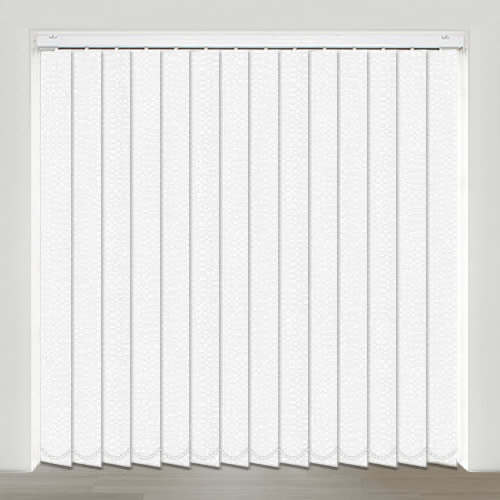 Empire Snowflake Vertical Blind