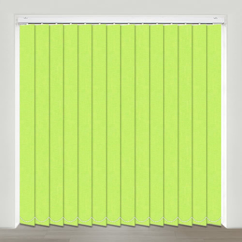 Rita Rainforest Vertical Blind