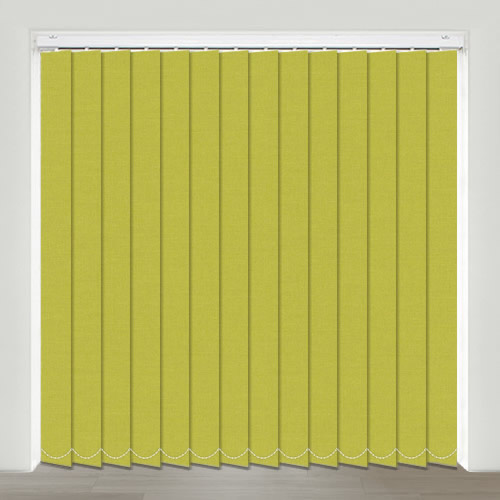 Gala Vine Vertical Blind