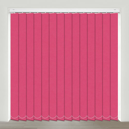 Sweet Dreams Kiss Vertical Blind