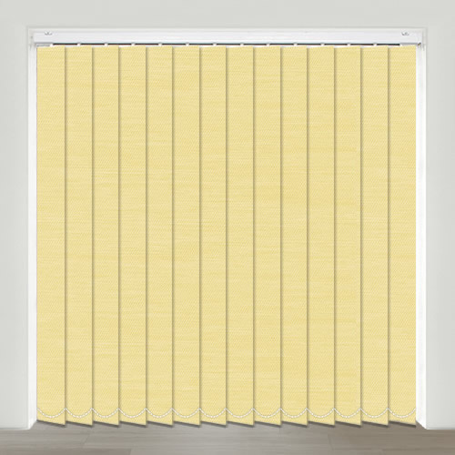 Bartlett Citrus Vertical Blind