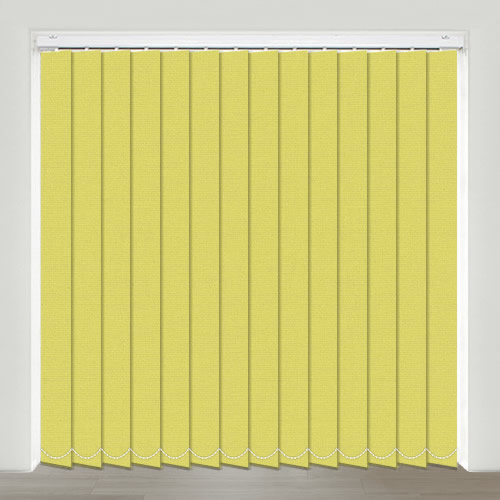 Mono FR Lime Vertical Blind