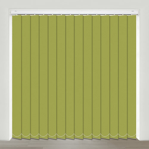 Multi Lux Lime Vertical Blind