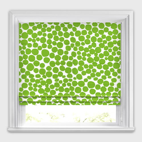 Fizz Apple Roman Blind