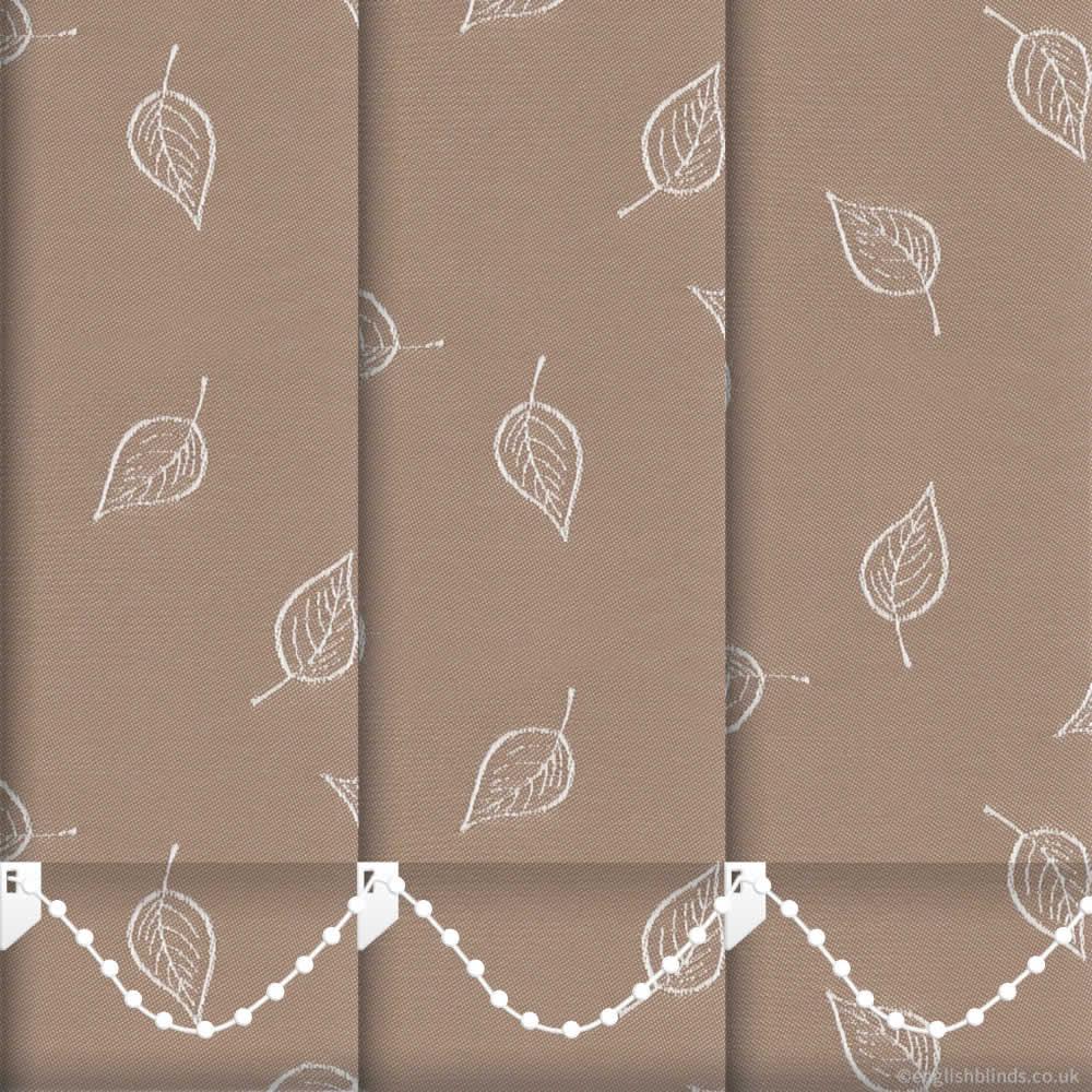lauren stone vertical blinds made to measure english blinds. Black Bedroom Furniture Sets. Home Design Ideas