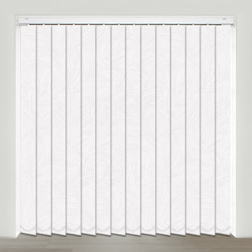 Malabo Frost Vertical Blind