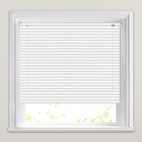 how to clean white faux wood blinds