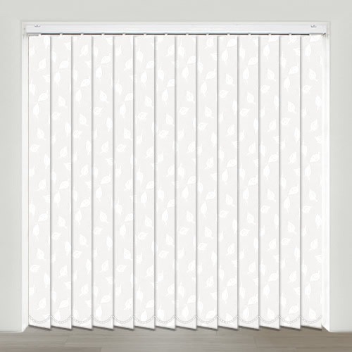 Lauren Crystal Vertical Blind