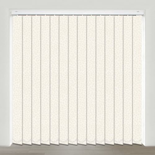 Agila Snow Vertical Blind