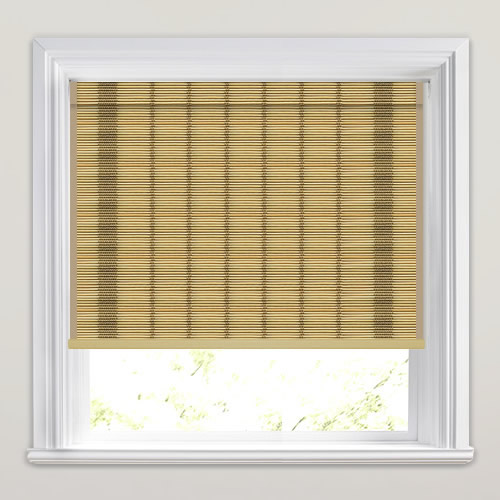 Tobago Birch Woven Wood Blind