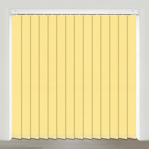Multi Lux Buttercup Vertical Blind