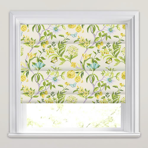Botanica Tropical Roman Blind